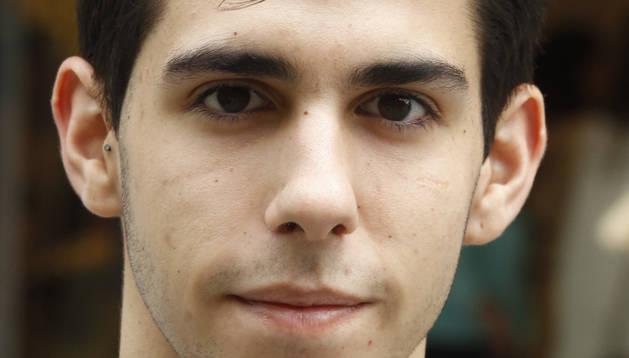 Borja Melero.