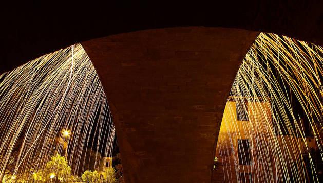 Mejor foto del puente de la Cárcel, de Andrés Díaz de Cerio.