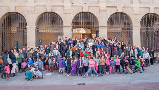 """Colectivos del Casco Antiguo continúan en su propósito de """"reivindicarse"""" como barrio."""