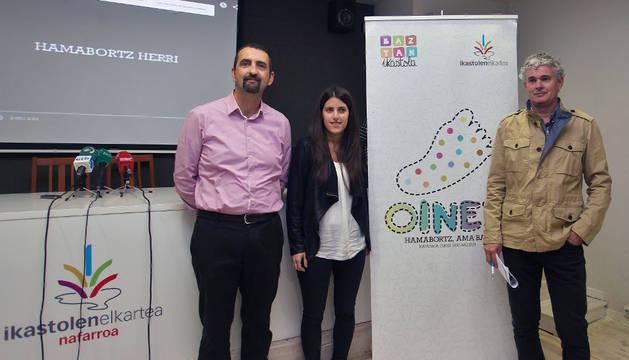 Presentación Nafarroa Oinez.