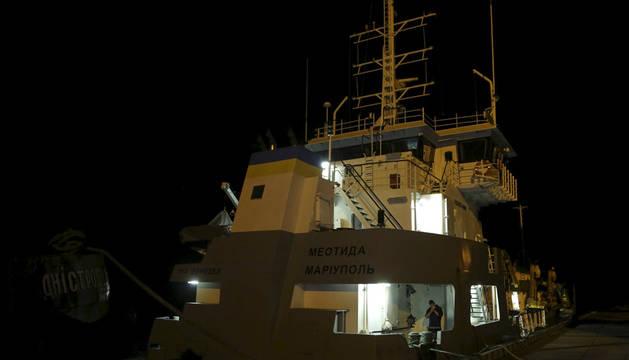 Doce muertos en Ucrania tras volcar una embarcación cerca de Odessa