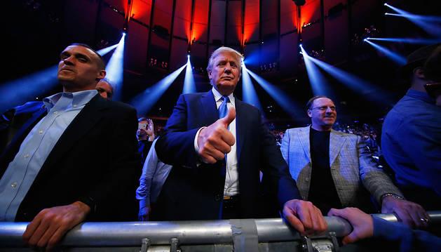 Trump asegura que su política migratoria hubiese evitado el 11-S