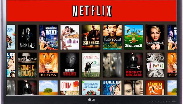Netflix desembarca mañana en España