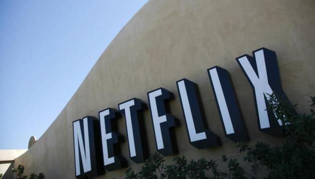 Oficinas de Netflix en California.