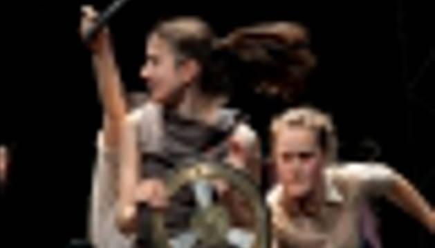 'Interrupted' en la Escuela Navarra de Teatro