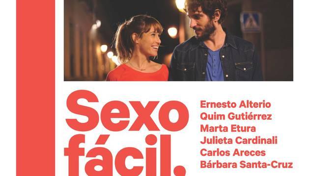 Cartel de 'Sexo fácil, películas tristes'.