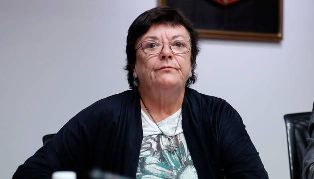 María José Beaumont.