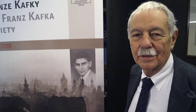 El escritor español Eduardo Mendoza.