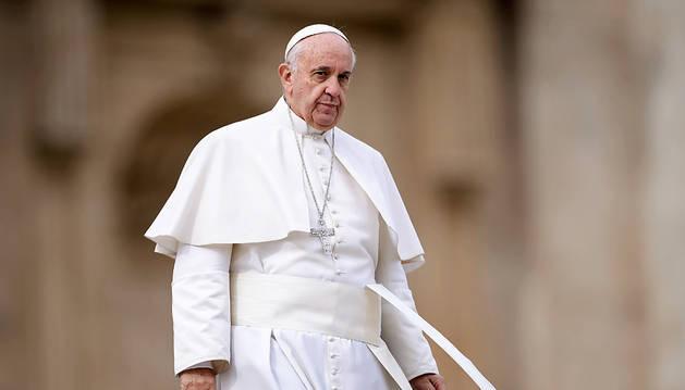 El Vaticano teme un complot para desacreditar al Papa