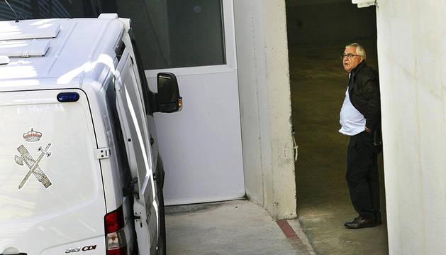El juez acuerda el ingreso en prisión sin fianza para el tesorero de CDC