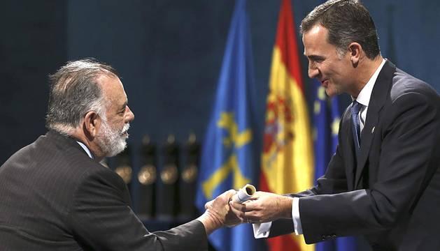 Entrega de los Premios Princesa de Asturias 2015