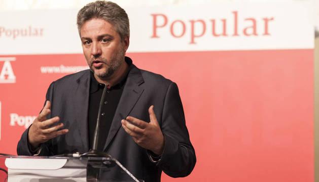 Álex Rovira, escritor, economista y conferenciante