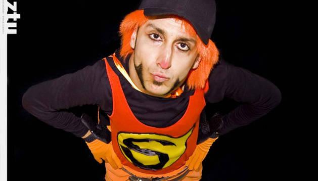 El espectáculo de clown con 'Skratx' este sábado en Civican