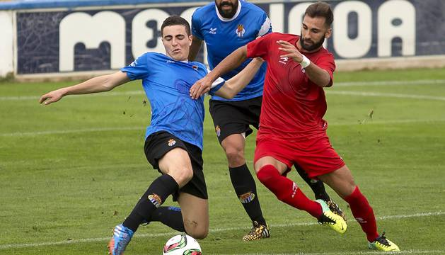 Peña Sport-Izarra (2-1)