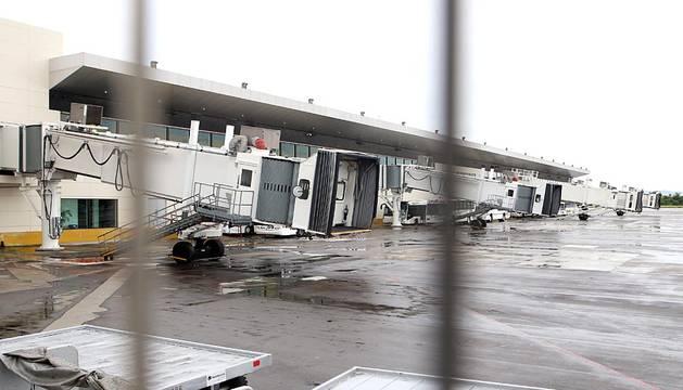 El huracán Patricia atraviesa México convertido en tormenta tropical