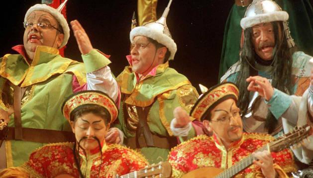 El Carnaval de Cádiz podría ser Patrimonio de la Humanidad