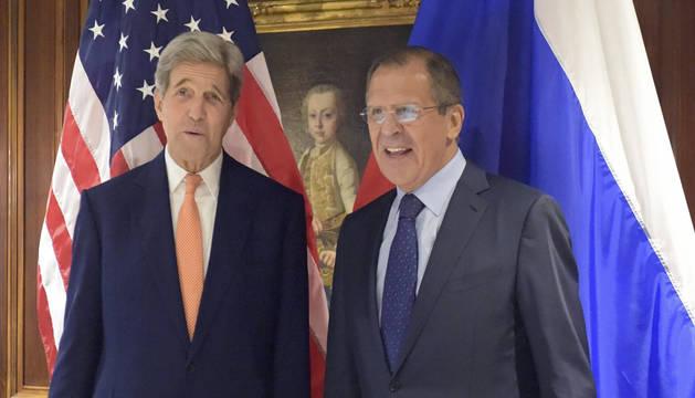 Rusia y EE UU abren un proceso de diálogo para parar la guerra en Siria
