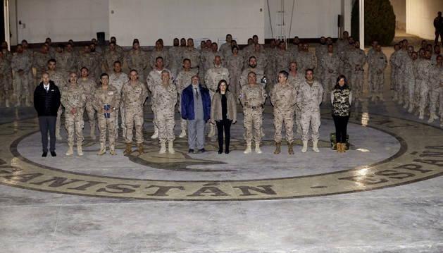 Los últimos en volver de Afganistán