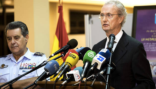 Los tres militares españoles siguen desaparecidos