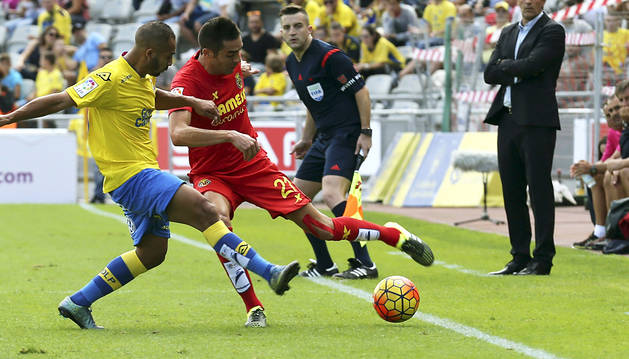 El Villarreal se aleja de la zona alta tras empatar en Canarias (0-0)