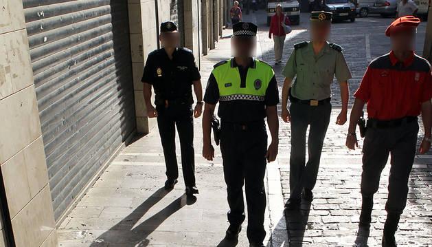 Municipios de Bildu piden a sus policías que marginen a Policía Nacional y Guardia Civil