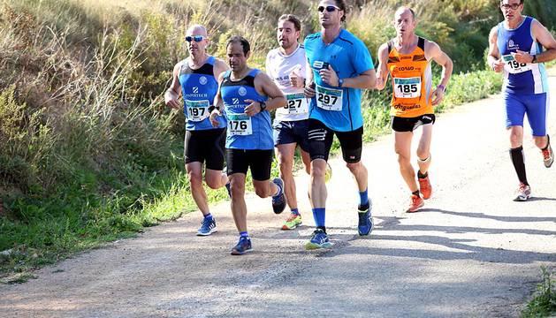 XXII Media Maratón Vía Verde del Tarazonica 2015