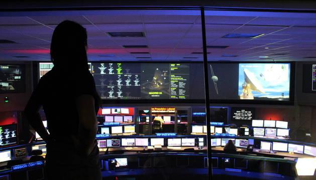 Christina Díaz, la joven ingeniera de la NASA que sueña con ser astronauta