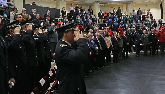 UPN, PSN y PPN, contra la marginación de Policía Nacional y Guardia Civil