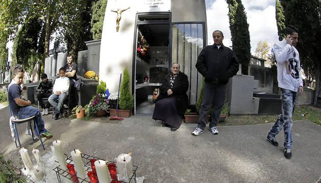 Las cremaciones suponen el 82% de las inhumaciones en Pamplona