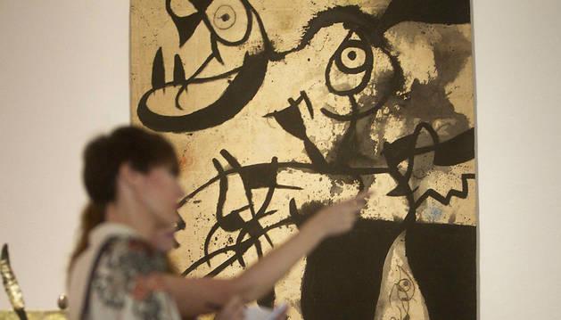 La 'chispa mágica' de Miró vuelve a prender en Barcelona