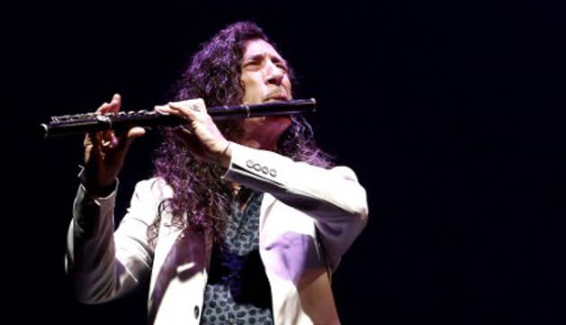 El músico de jazz y flamenco Jorge Pardo.