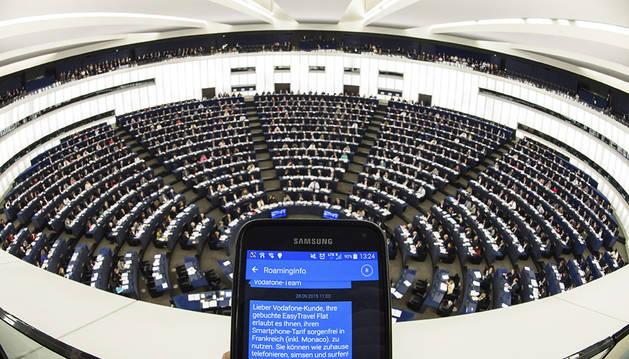 La UE aprueba la eliminación del 'roaming' a partir de 2017