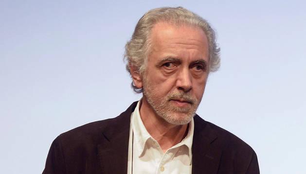 El director Fernando Trueba.