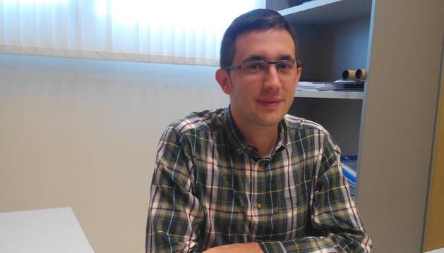 Miguel Martínez de Espronceda, director financiero de LQTAI