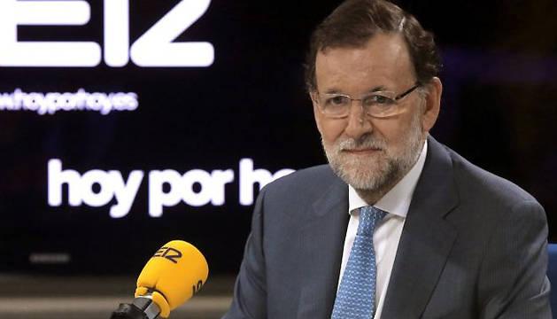 Rajoy es partidario de mantener el convenio navarro y el concierto vasco