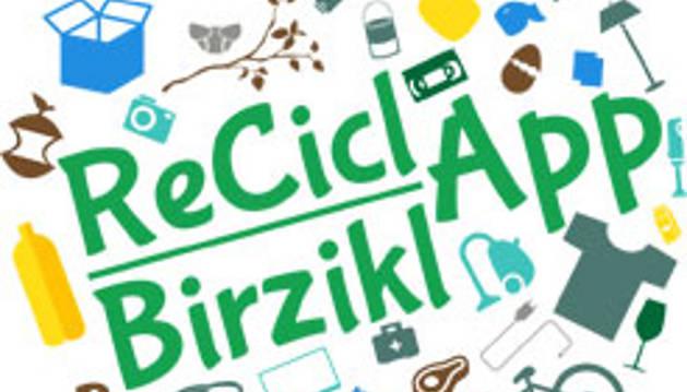 En marcha una aplicación para móviles que facilita el reciclaje de residuos