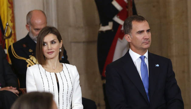 El Rey pide a Europa que sea fiel a su tradición de