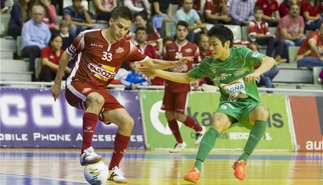Yoshikawa, contra ElPozo.