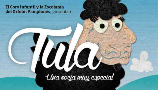 Cartel de 'Tula, una oveja muy especial'.
