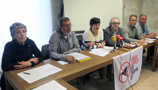 Vecinos del Casco Viejo exigen soluciones contra el ruido y hechos incívicos