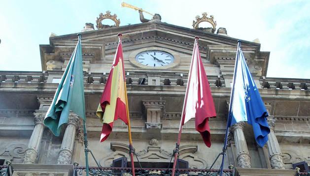 El Ayuntamiento de Pamplona hará públicos los bienes de los concejales
