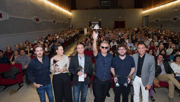 'Amama' triunfa en el festival de Tudela