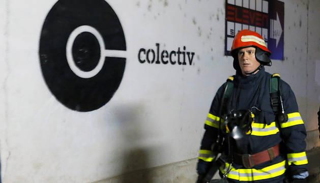 El incendio en un club nocturno causa 27 muertos en Bucarest