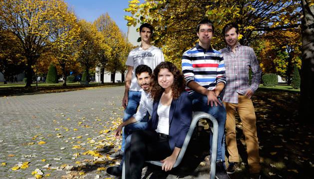 Repuntan los universitarios alojados en Navarra con 4.500 estudiantes en pisos y colegios