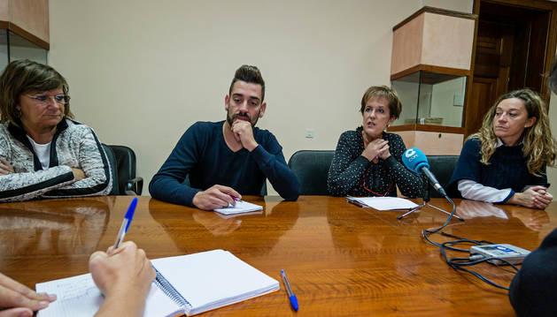 """UPN pide a Leoz trabajar por Estella y dejarse de """"problemas identitarios"""""""