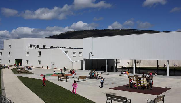 Colegio Buztintxuri.