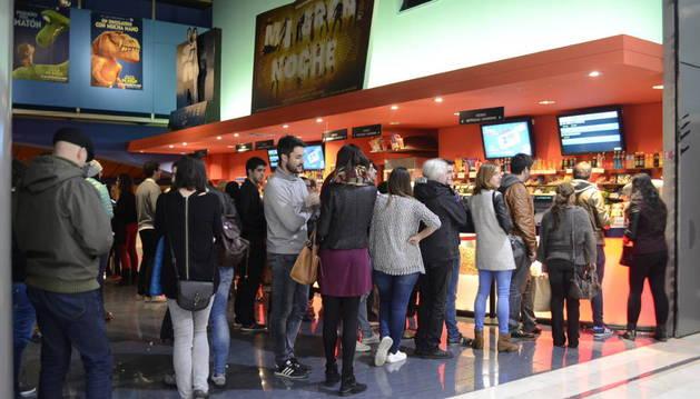 Comienza la Fiesta del Cine en Navarra con una buena acogida