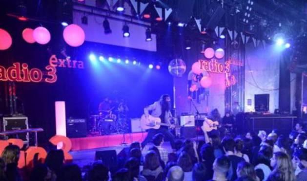 Una fiesta de Radio 3 anterior.