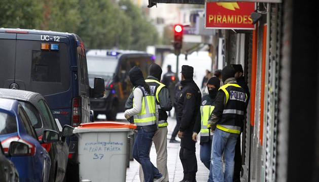Tres detenidos en Madrid vinculados al EI y dispuestos a atentar