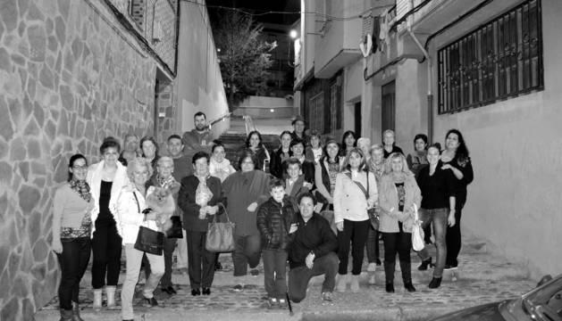 Los comerciantes de San Adrián reparten 1.000 €